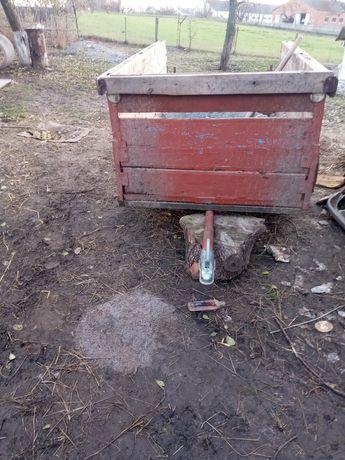 Саморобний міні трактор картоплесажалка двухрядна двухкорпусний плуг