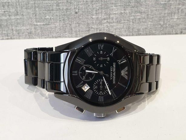 Мужские часы Emporio Armani AR1400 Ceramica 43mm