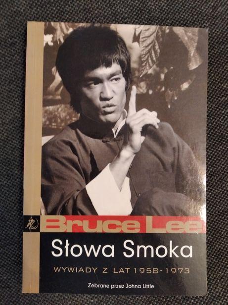 Bruce Lee - Słowa Smoka - Wywiady z lat 1958-73