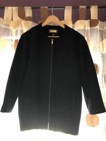 Casaco Preto Mango Suit
