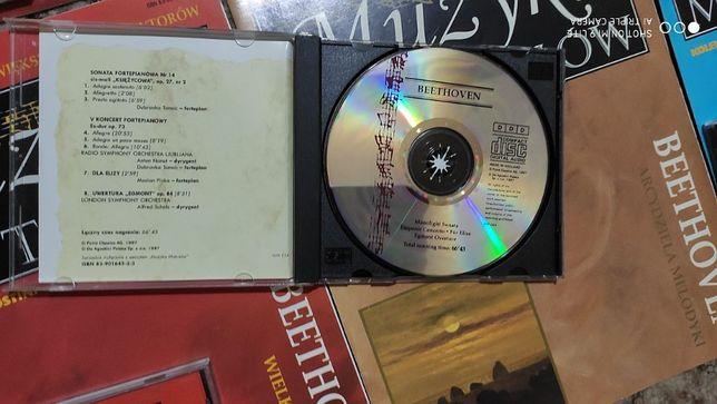 Kolekcja 32 zeszytów i płyt CD Muzyka Mistrzów