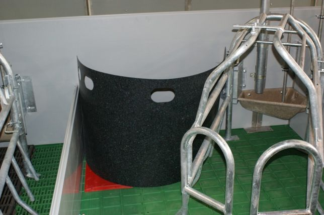 SEPTOR różne rodzaje, płyta przepędowo-sortująca 67x200cm