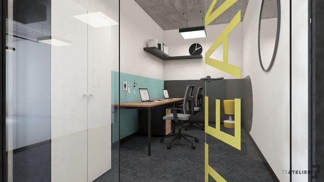 Promocja!Biura serwisowane Hubwork okolice Ronda Matecznego