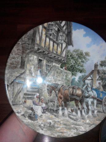 Тарілка колекційна тарелка Wedgwood