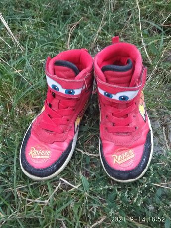 Ботинки хайтопы деми
