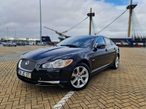 Jaguar xf type S 3.0d