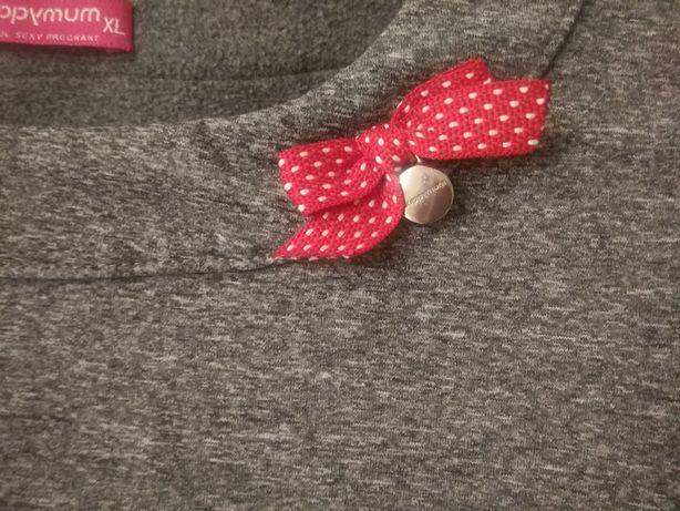Happymum  nowa ocieplana tunika sukienka ciążowa XL