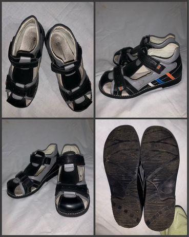 Детские ортопедические сандали «Шалунишка»