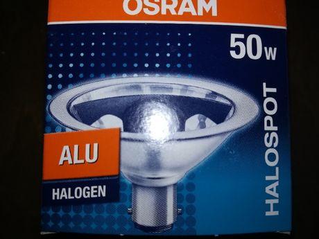 Żarówka halogenowa OSRAM Halospot 70 50W 12V 24'
