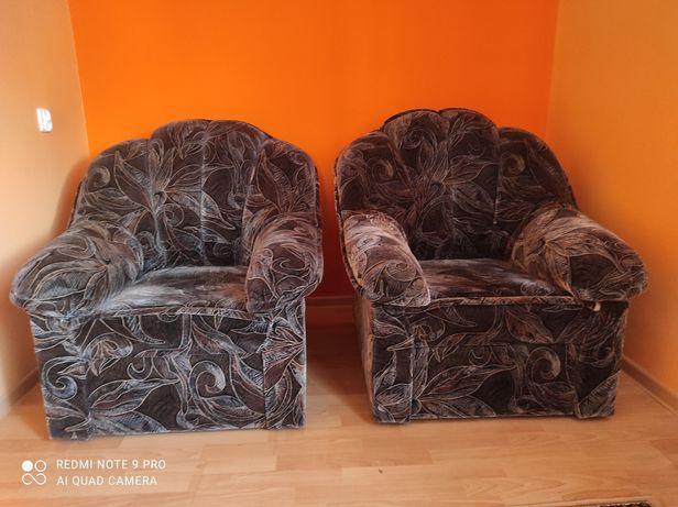 Fotele stan bardzo dobry