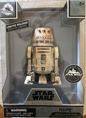 Figura Star Wars R5-P8 Elite Series (Disney - Lucasfilm) - Nova