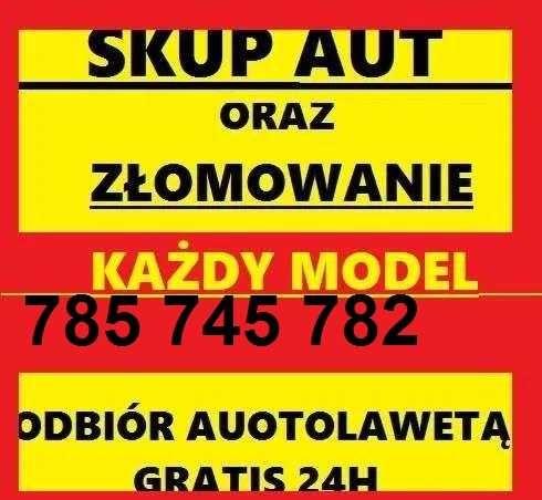 Skup Aut oraz kasacja pojazdów $najlepsze ceny!!!Bełchatów