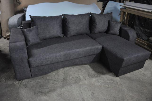 """Угловой диван """"Michigan"""". Раскладной диван для ежедневного сна."""