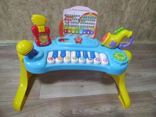 Музыкальный центр/ пианино