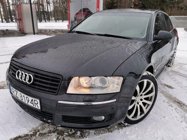 Audi A8 4.0TDi Quattro