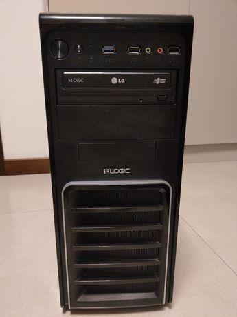 KOMPUTER DO GIER intel xeon e3 8GB  GTX960 DDR5 MSI dysk seagate 1000g