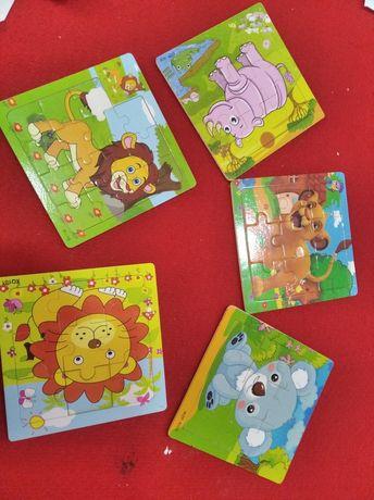 Пазлы и полезные игры для малышей