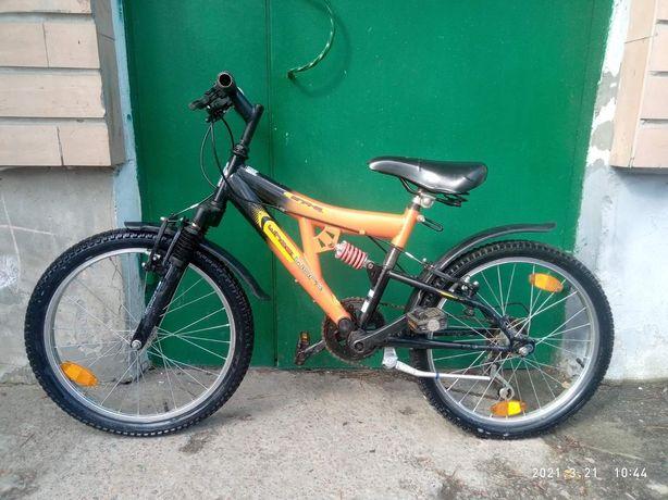 Велосипед детский колеса 20