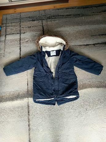 Kurtka zimowa z kożuszkiem Endo