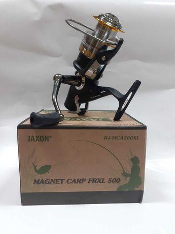 Kołowrotek wędkarski JAXON MAGNET CARP FRXL 500 (NOWY)