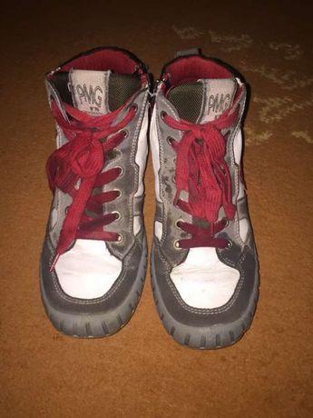 Ботинки моднячі круті фир priming Італія
