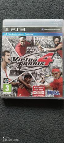Virtua Tennis 4 ps3 PlayStation 3