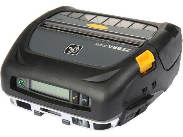 Мобильный принтер этикеток Zebra ZQ520 Полный комплект