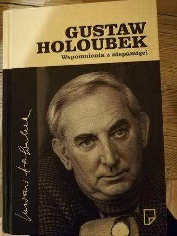 Gustaw Holoubek Wspomnienia z niepamięci