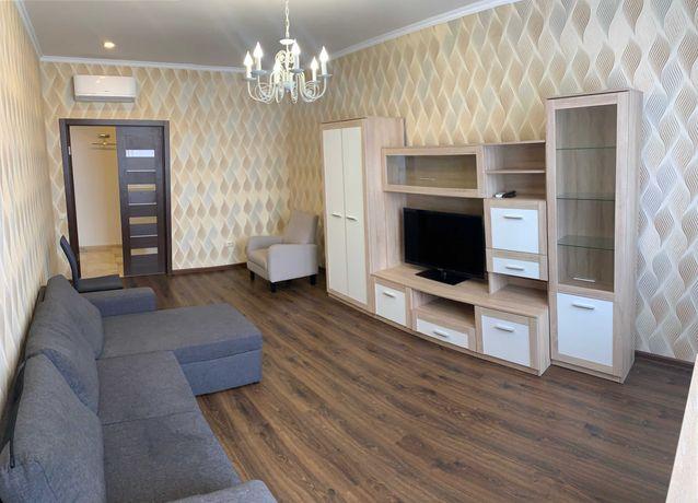 Аренда квартиры Люстдорфская дорога ЖК «Альтаир 2» (3 комнаты)