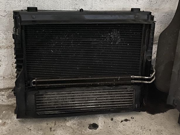 Pack radiadores bmw e60 e61 530d 535d