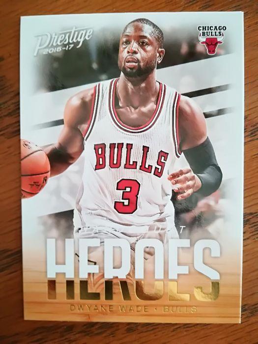 Karty NBA Dwayne Wade Bulls Warszawa - image 1