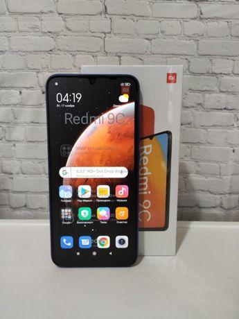 "В наличии Xiaomi Redmi 9C Global 6.53"" IPS, Helio G35, 2/32GB, 5000mAh"