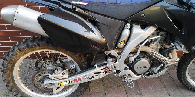 Yamaha YZ250f możliwość rejstracji Pełne dokumenty OKAZJIA
