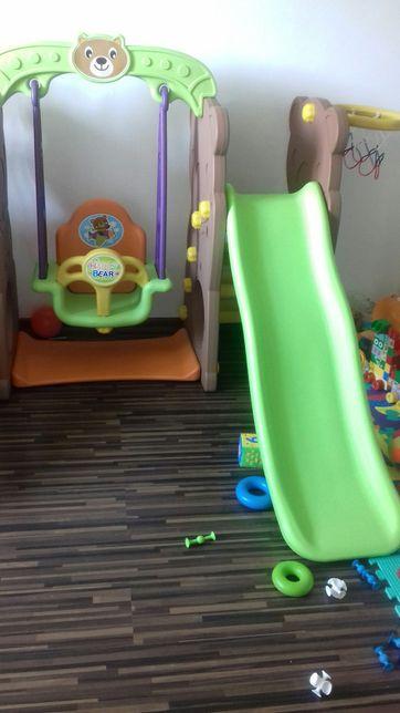 Комплекс 3 в 1. Срочно )крутая игра для малыша. 3 в 1 Досуг в квартире