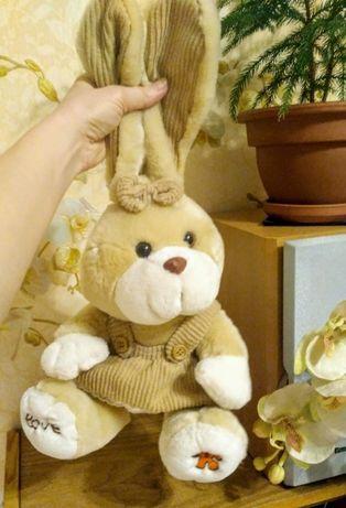 Мягкая игрушка / Заяц / Плюшевый зайка
