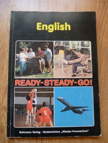 English. Ready - steady - go