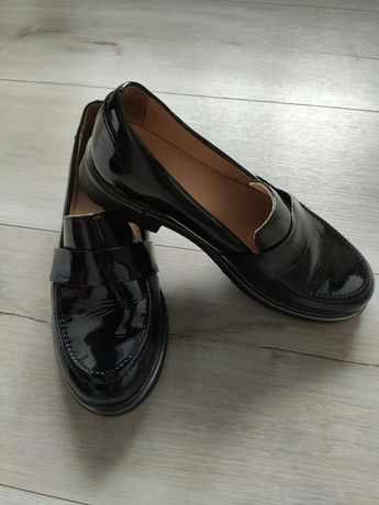 Туфли кожаные для девочки