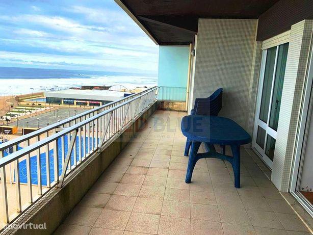 Apartamento T4+1, 1ª Linha De Mar, Avenida Dos Banhos, Póvoa De Varzim