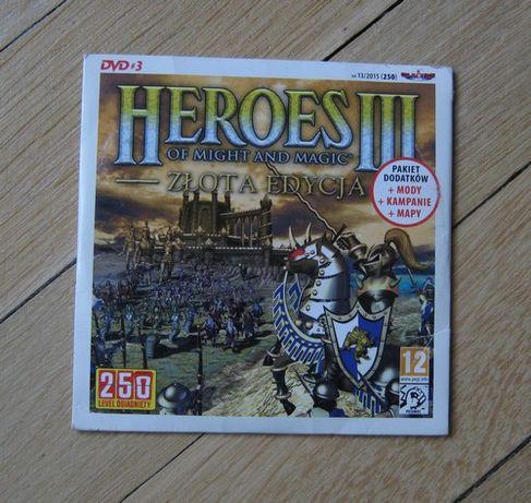 Heroes of Might and Magic III Złota Edycja + mody kampanie mapy