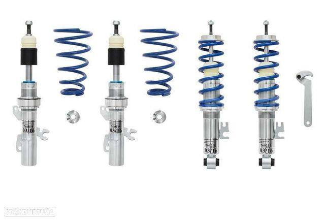 SUSPENSÃO COILOVER BLUE LINE PARA MINI ONE / COOPER R50/R56