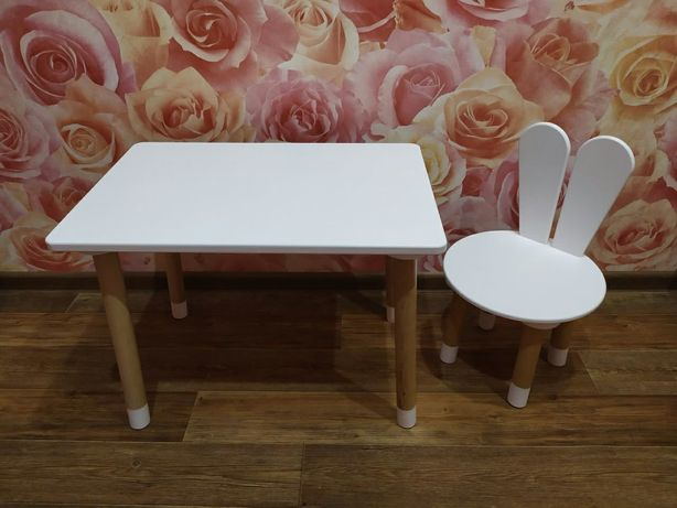 Детская мебель. Детский стул и стол