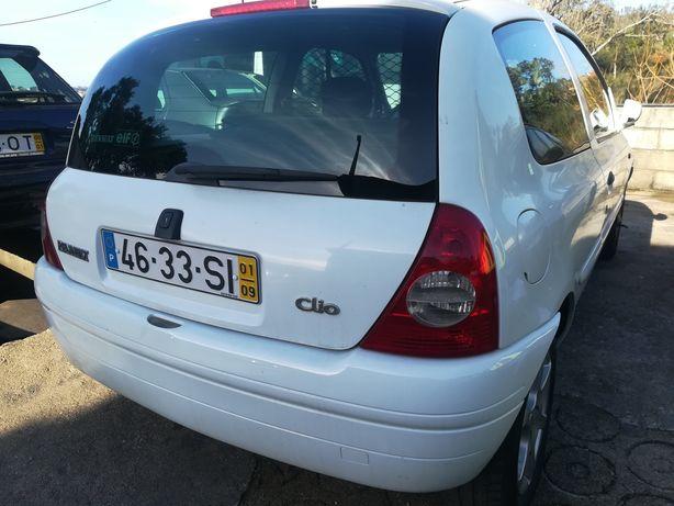 RENAULT Clio 1.5 dci vendo/Troco
