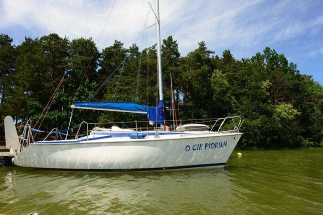 Czarter jachtu Tango Sport 780, jacht, żaglówka, jez.Nidzkie