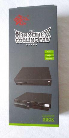 Najlepsze nowe chłodzenie Xbox One X NOWE wentylatory z tyłu konsoli