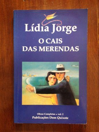 Lídia Jorge - O cais das merendas