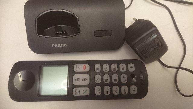 Telefon stacjonarny bezprzewodowy Philips D400