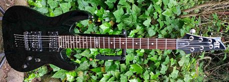 Gitara elektryczna Schecter SGR