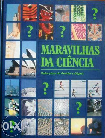 Livro Maravilhas da Ciência-Selecções Readers Digest