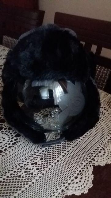 Шапка-вушанка від c&a (німеччина)
