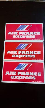 Autocolantes air france express